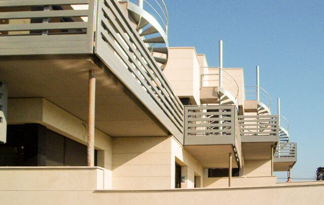 Edificio viviendas colectivas en Mogro Nuragos Grupo Pinta Dolmen Arquitectos