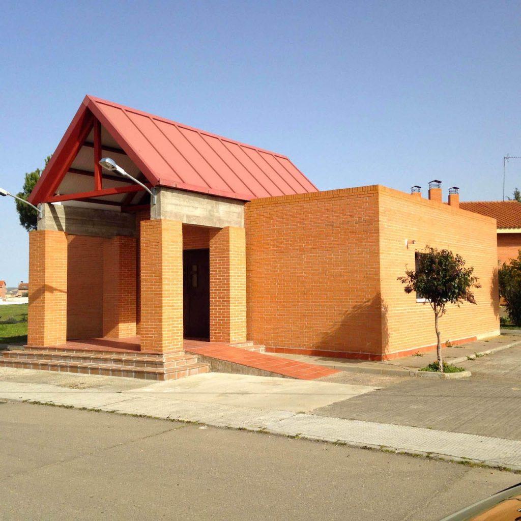 Fachada del Tanatorio de Villaralbo Zamora