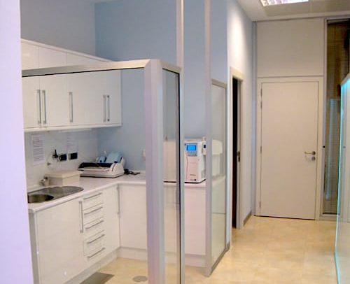 Laboratorio clinica dental Asturias Siero
