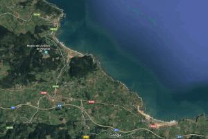 Modificación puntual Normas Subsidiarias Colunga Asturias bungalós en campings