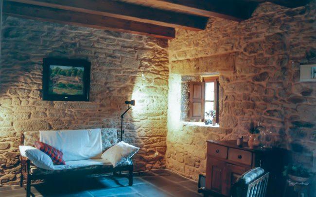Reforma de casa tradicional en Muelas de los Caballeros Zamora obra de Dolmen Arquitectos