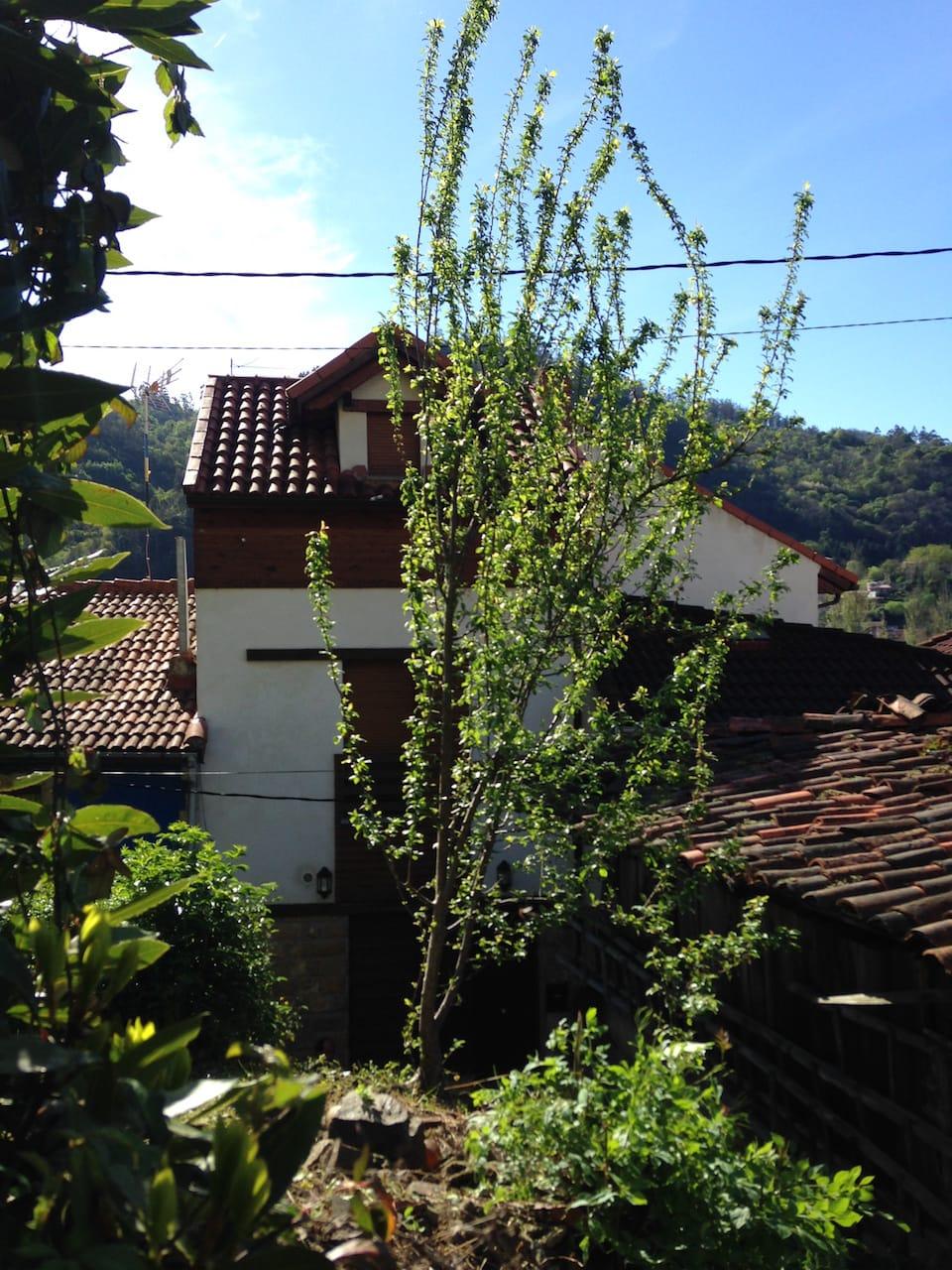 Reforma de casa tradicional en la villa de Mieres