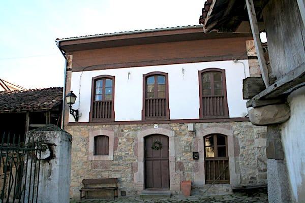 Reforma de casona tradicional en Asturias