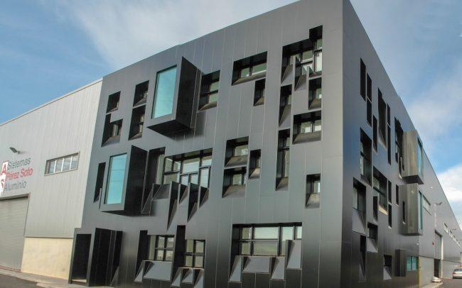 Reforma de la Nave Cortizo en Gijón proyecto de Dolmen Arquitectos de Asturias