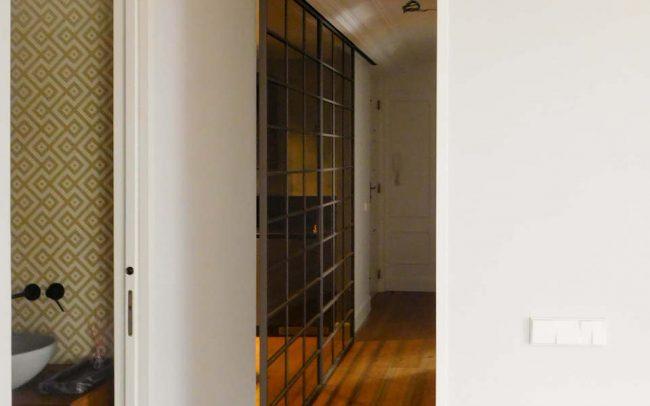 Reforma de piso en Gijón calle Instituto proyecto de Dolmen Arquitectos