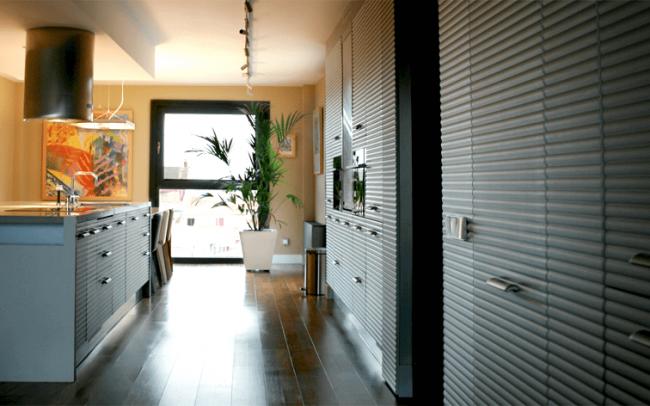 Reforma interior de duplex en Zamora