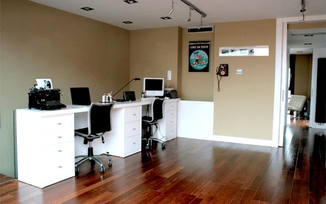 Reforma interior de duplex en Zamora despacho