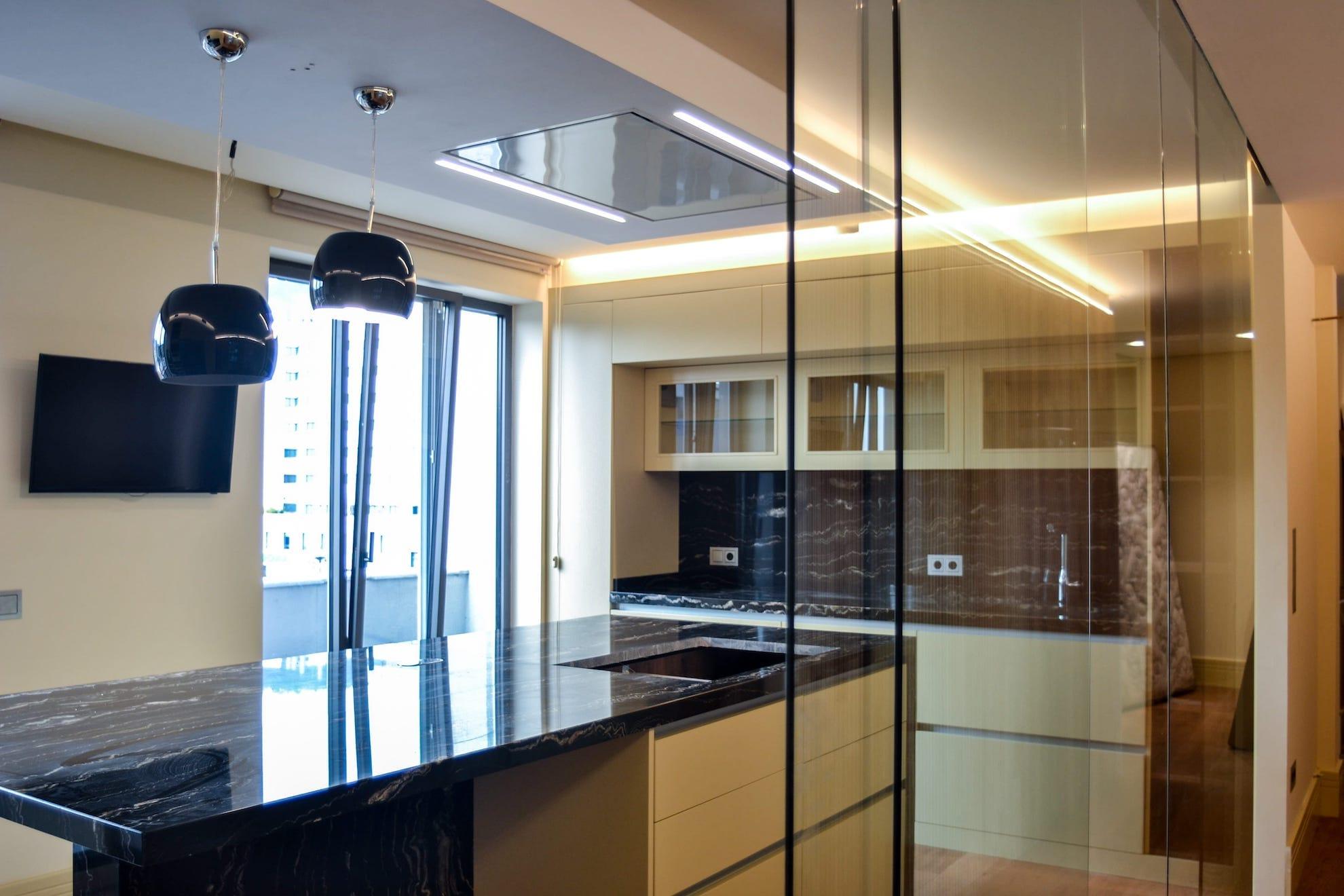 Reforma interior de vivienda en calle ur a oviedo - Reformas de cocinas en oviedo ...