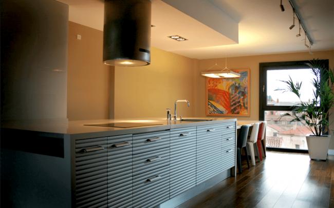 Reforma interior de vivienda duplex en Zamora