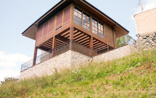 Reforma vivienda unifamiliar en Asturias Tablao Belmonte