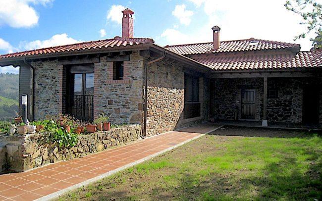 Reforma y ampliación de vivienda La Tabla Cudillero Asturias