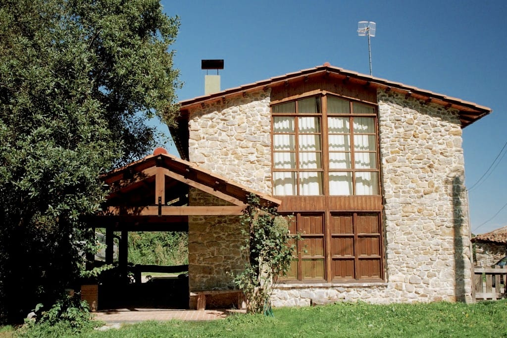Rehabilitación de chalé en La Madrera Asturias