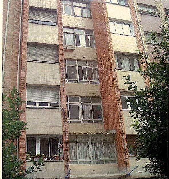 Rehabilitacion de fachada ventilada en Gijon