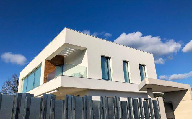 Vivienda unifamiliar aislada en Santurio Gijón Dolmen Arquitectos de Asturias