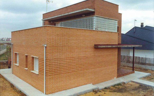Vivienda unifamiliar en San Isidro Zamora proyecto de Dolmen Arquitectos de Asturias